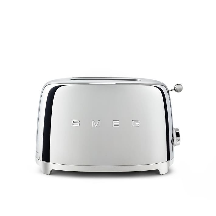 Smeg Toaster, Chrome
