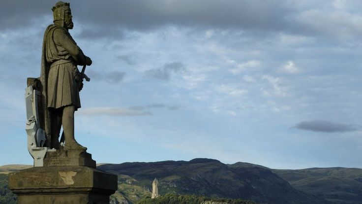 A BBC News Online poll sees Bannockburn named as the most decisive battle fought in the British Isles.