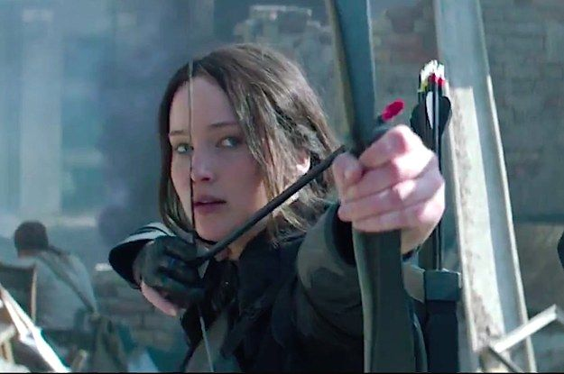 The New Trailer for The Hunger Games: Mockingjay - Part 1 is finally here!  http://www.buzzfeed.com/adambvary/new-mockingjay-trailer-katniss-jennifer-lawrence?bffb&utm_term=4ldqpgw#4am6006