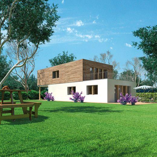 Oltre 25 fantastiche idee su case prefabbricate su for Haus case prefabbricate
