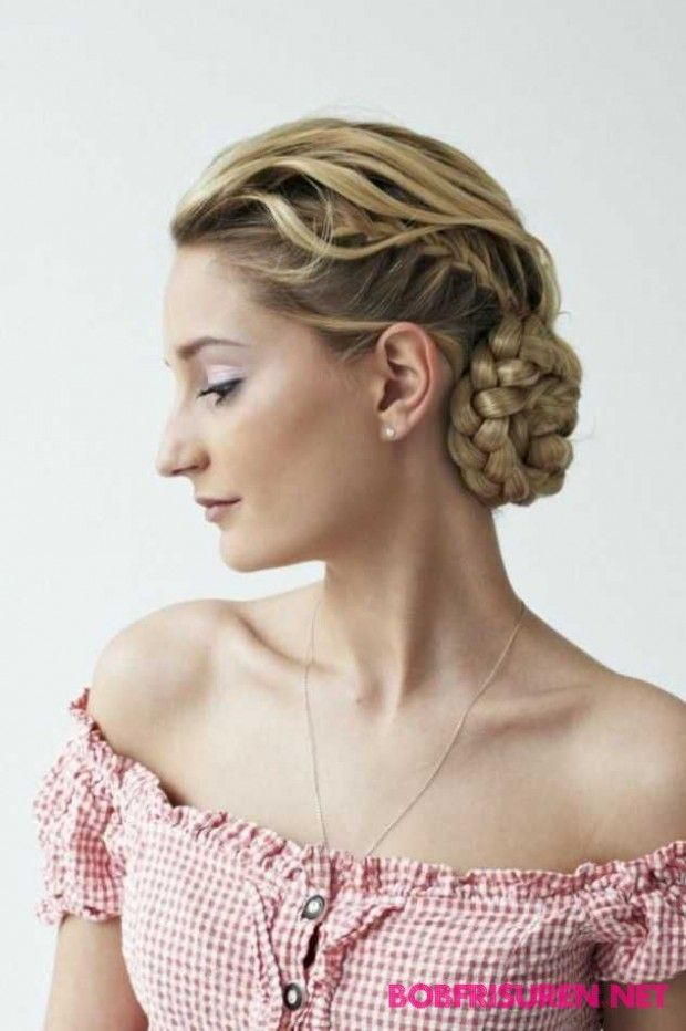8 best images about oktoberfest frisuren hairstyles on pinterest oktoberfest hair dirndl and. Black Bedroom Furniture Sets. Home Design Ideas