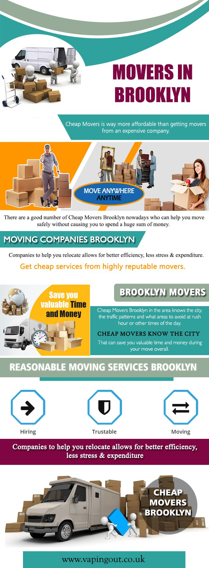 If you go through a Moving Companies Brooklyn Reviews then you will get a complete insight of our service strategies. In general, our moving company's reviews will tell you about the type of service the company generally offers. From here you can judge that our moving company is better with other moving services. So, have a look at moving companies reviews to choose a proper company for a smooth move.