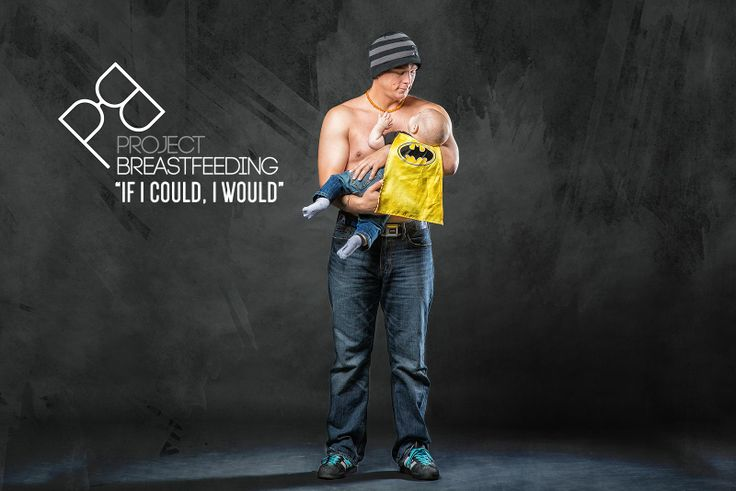 Non-profit photographs men in breastfeeding poses to raise awareness By Nicole Kwan | Published March 07, 2014 | FoxNews.com