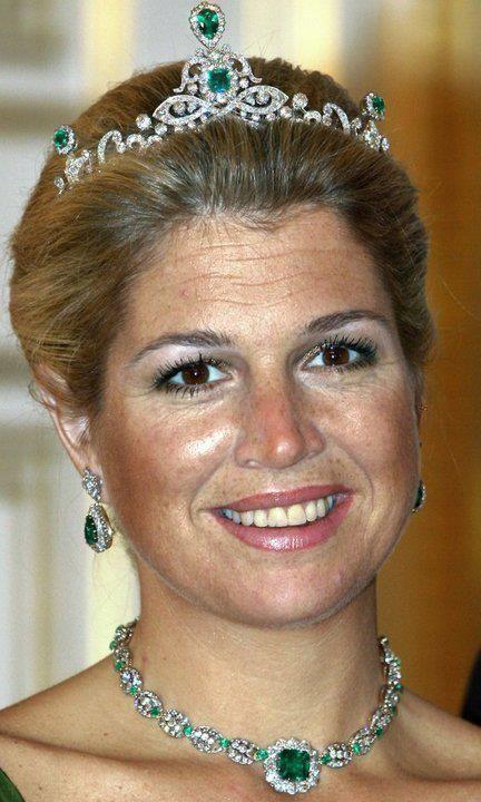 . Rainha Maxima..