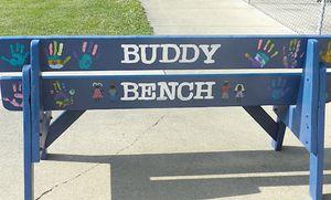 buddy bench - Google Search