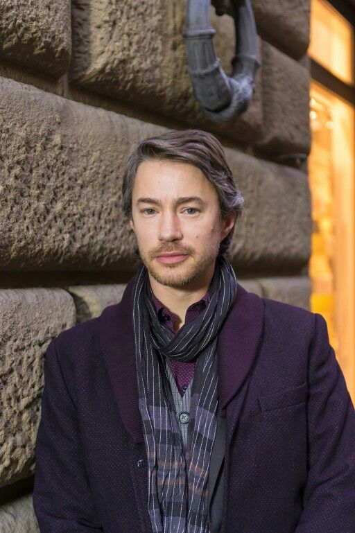 Tom Wisdom (This photo gives me goosebumps.)