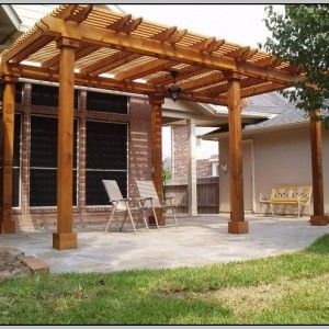 17 best pagoda roofs for decks images on pinterest | patio ... - Pergola Designs For Patios