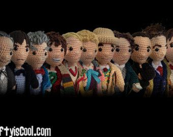 The Beatles Amigurumi Crochet doll dolls by craftyiscoolcrochet