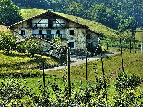 basque house