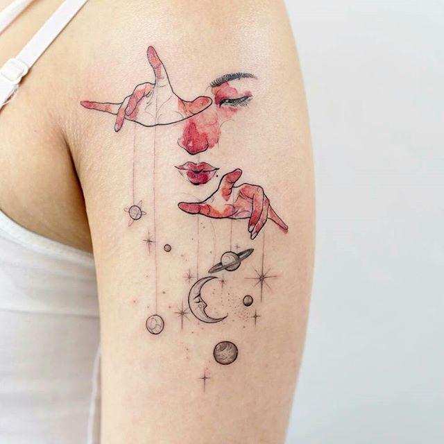 swashrotary tattoosupplybell design bellniddle on Instagram
