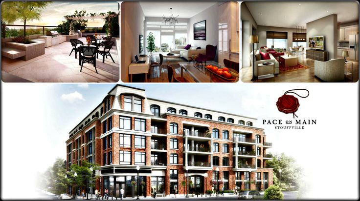 Pace on Main offers award winning luxury condominiums in Stouffville that's fit for your style of living. #Condominium #Luxurycondo http://bit.ly/paceon12