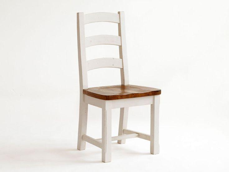 Krzesło Bodge sosnowe