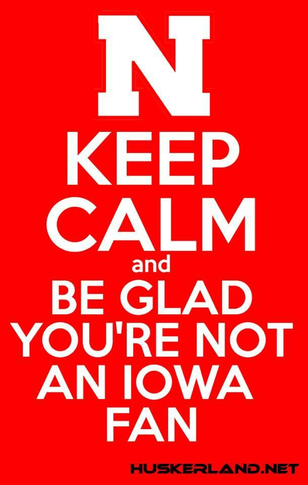 Nebraska: Go Big Red!