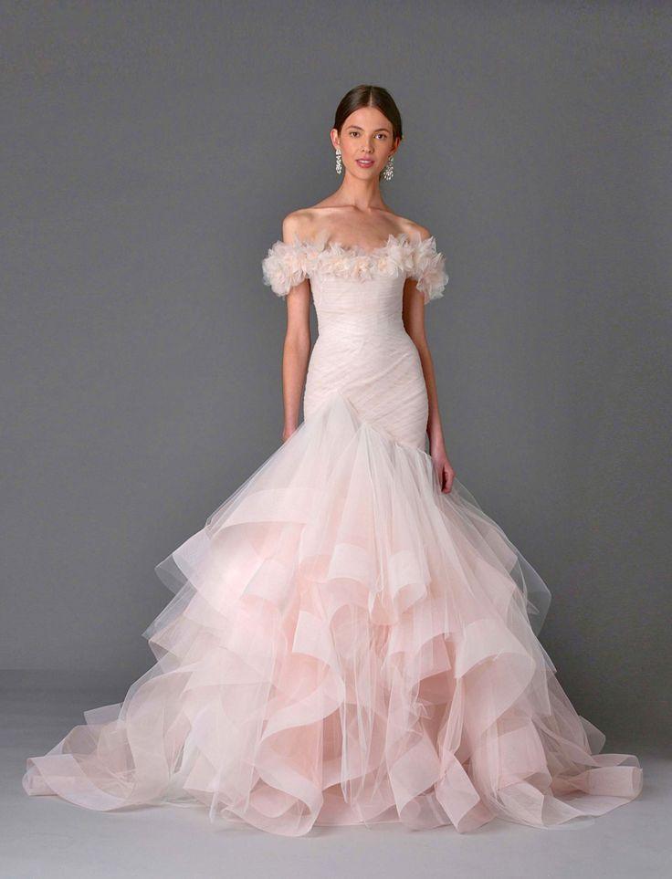 Dreamy Wedding Gowns by MARCHESA | ZsaZsa Bellagio - Like No Other