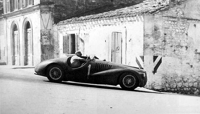 1948 coppa acerbo, pescara - franco cortese (ferrari 166s) 5th 2 | by Cor Draijer