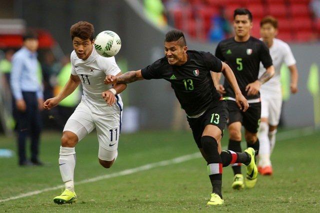 Queda futbol mexicano fuera de Río 2016
