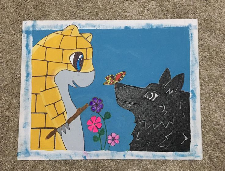 My sister painted me a picture of my favorite Pokémon and my Schipperke dog for Christmas. This is one of the most heartfelt presents I have ever received. https://i.redd.it/l6dvv3ze94601.jpg #games #gaming #pokemon #PokemonGO #anipoke #ポケモン #Nintendo #Pikachu #PokemonXY #3DS #anime #Pokemon20