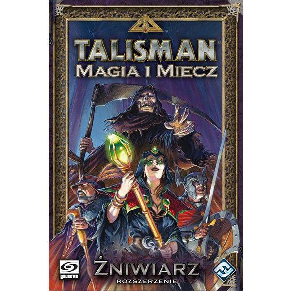 Talisman Magia i Miecz: Żniwiarz dodatek