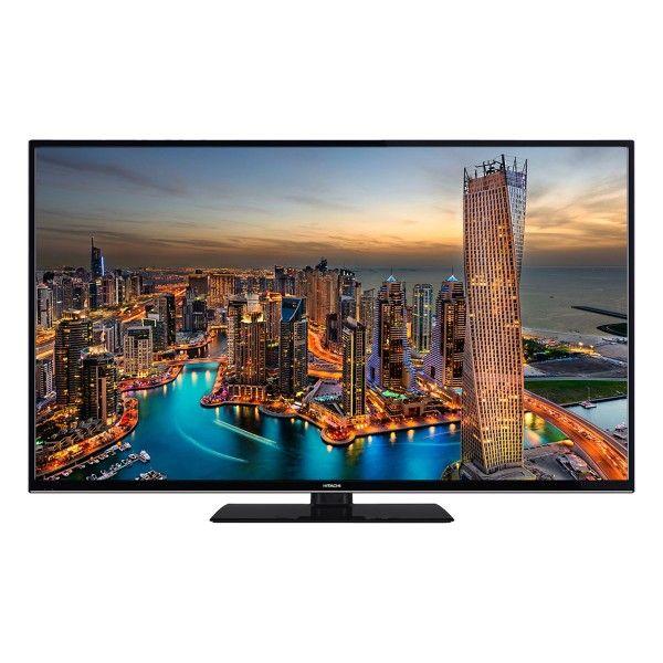 Hitachi 43hk6000 Televisor 43 Lcd Direct Led Uhd 4k Hdr 1200hz