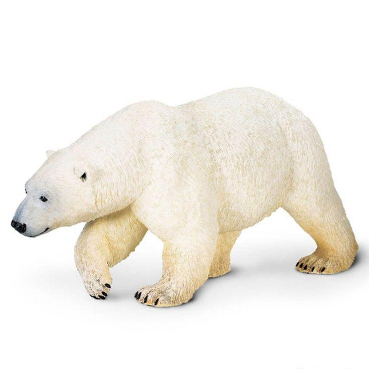 Polar Bear Wildlife Wonders Safari Ltd
