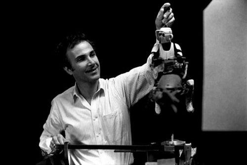 It's a puppet!Delete Scene, Years Ago, Wars Backstage, Star Wars, Stars Wars, Originals Stars, 35 Years, Episode Vi, Wars Trilogy