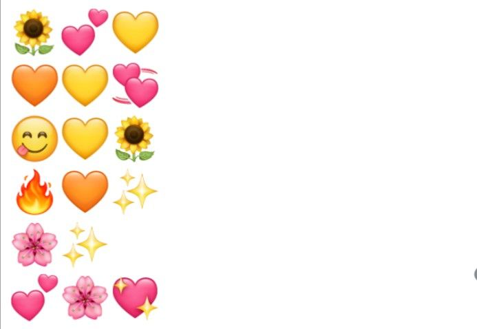 Cute Emoji Combinations 4 Cute Emoji Combinations Emoji