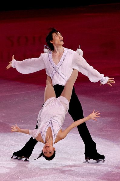 Figure skating craziness!