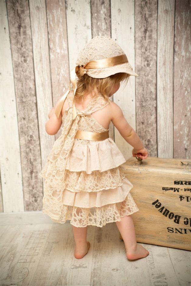 vintage kleid lisbeth romantica art bei dawanda kleider