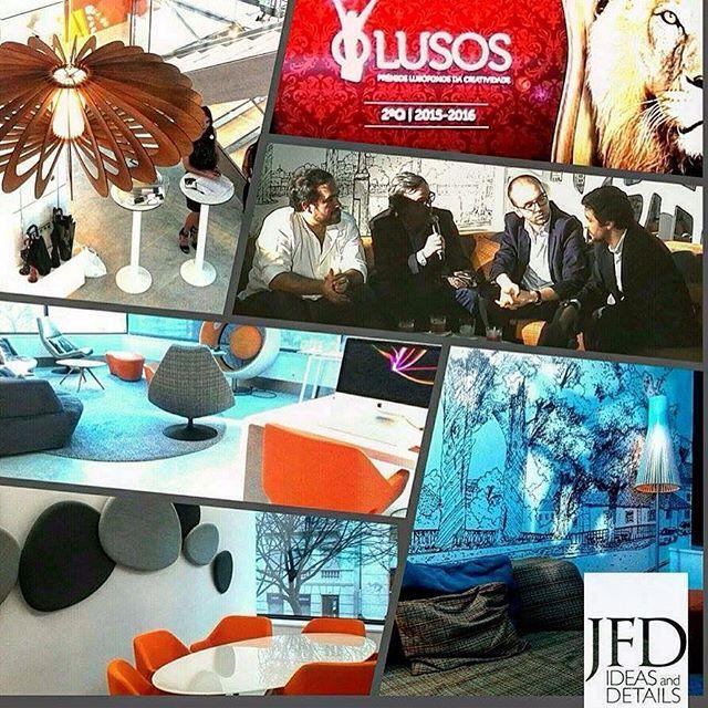 In Lusos Awards - Creativity  Nos Prémios Lusos - Criatividade  #jfd_ideas_and_details #jfdideasanddetails #evolution #hotel #premios #awards #award #food #drinks #licorbeirao #cerveja #vinho #beer #wine #sushi #instamoment #instamood #instagram #photo #winner #criatividade #creative #art #party #marketing #cinema #tv #radio #publicidad