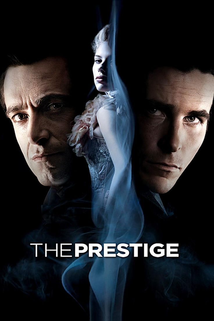 """The Prestige (2006) """"Alfred Borden: Everything's going to be alright, because I love you very much. Sarah: Say it again. Alfred Borden: I love you. Sarah: Not today. Alfred Borden: What do you mean? Sarah: Well some days it's not true. Maybe today you're more in love with magic. I like being able to tell the difference, it makes the days it is true mean something."""""""