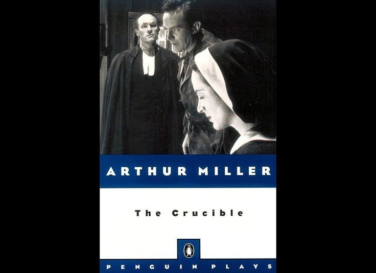 the evil of fear in arthur millers the crucible Study guides get your head around tough topics at a-level with our teacher written guides learn more.