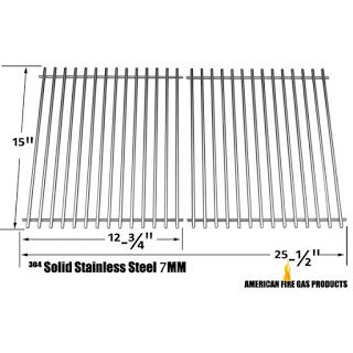 Grillpartszone- Grill Parts Store Canada - Get BBQ Parts, Grill Parts Canada: Broil-mate Cooking Grate | Replacement 2 Pack Stai...
