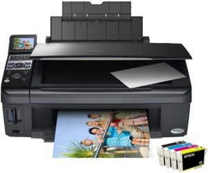 The inkjet printer is another type of desktop computer peripheral used to turn out digital texts and images on paper. This type of printer embodies the earliest form of digital printing that has remained relevant today.