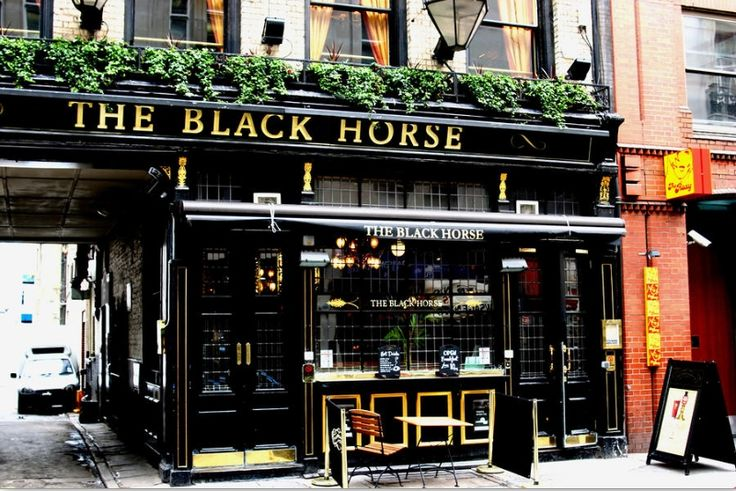 London Pub: This was one of my favorites, I cannot wait to go back, literally!!