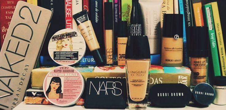 Saiba como comprar maquiagem importada com inteligência econômica e adquira produtos que realmente valem o preço. Sugestões Inteligentes!