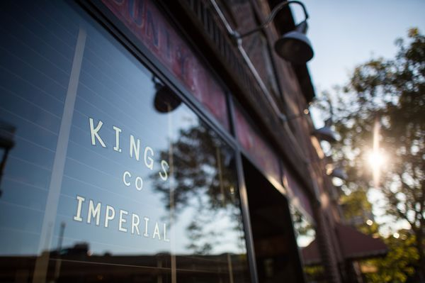 A New Definition Of Chinese American Cooking At Kings County Imperial
