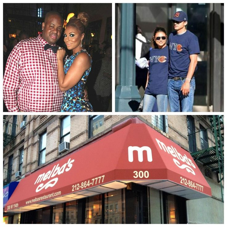 Ashton Kutcher spotted in Harlem at Melba's Restaurant. Also Tamar & Vince.