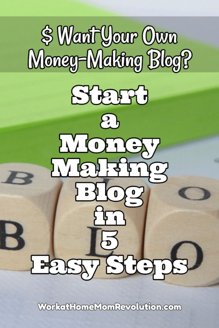 how to create own blog and earn money