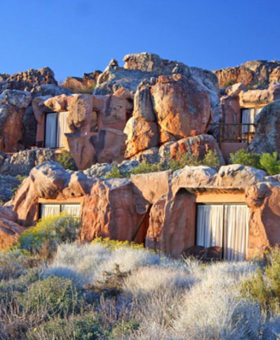 Sleep in a cave at #Kagga Kamma reserve ,cederberg mountains, south africa www.superiorsalesandrentals.co.za