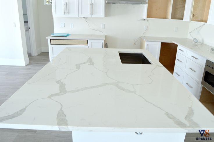 Kitchen Countertops Material Calacatta Classique From