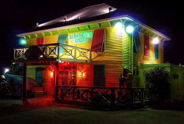 Old Key Lime House, Boynton Beach Florida