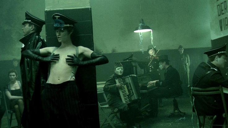I love this film: 'The Night Porter'
