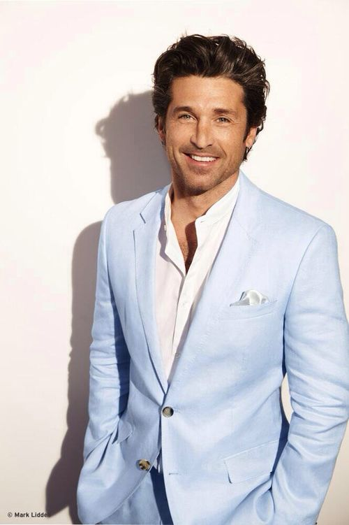 I don't think anyone understands my obsession with patrick dempsey SO ATTRACTIVE