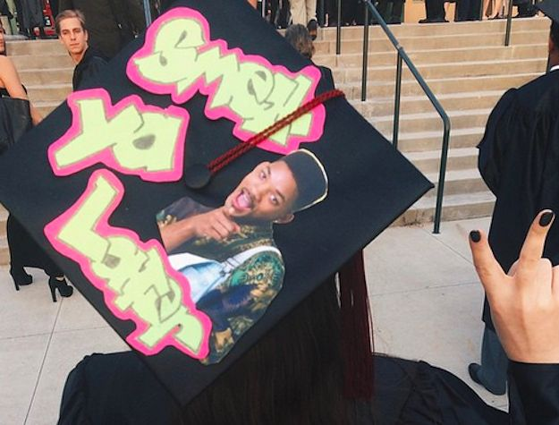 27 Graduation Caps That Tell It How It Really Is