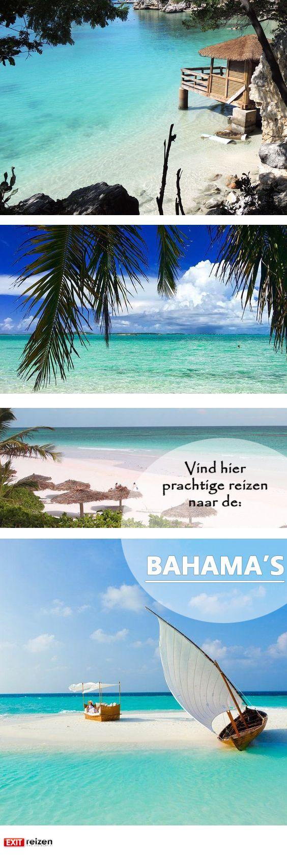 Hier vindt u een selectie van onze reizen naar de Bahamas, Caribbean en Antillen. van heerlijke strandvakanties tot een cruise van Miami naar de Bahama's. #vakantie #zomer #reizen #exit #reis #strandvakantie #bahamas #amerika #usa #travel #traveling #wanderlust #rondreizen #flydrive #cruise