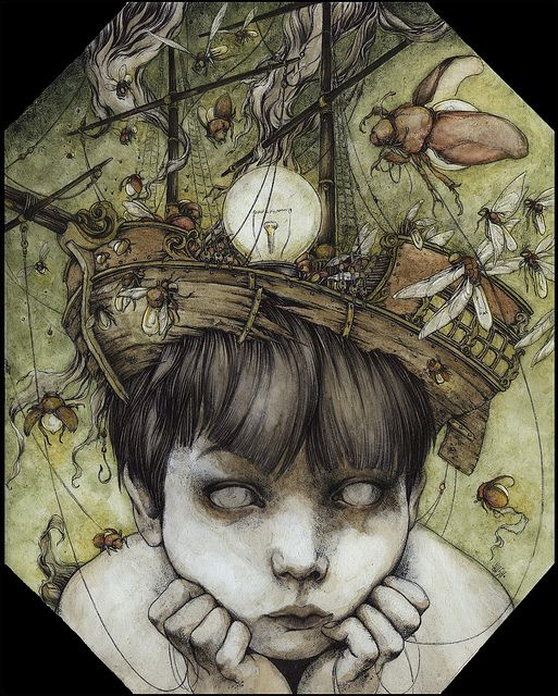 jeremy hush, and completely how i feel tonight at 4am with insomnia. bzzz