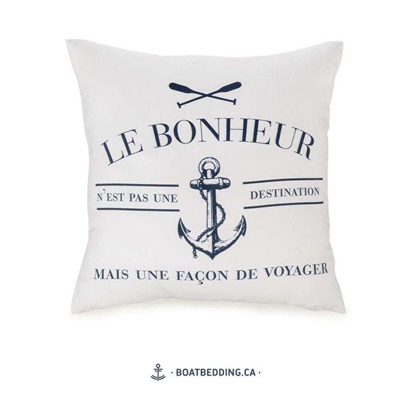 BoatBedding-Coussin-LeBonheurAncre16x16