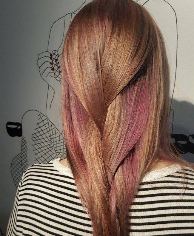 Dimensional+Rose+Blonde