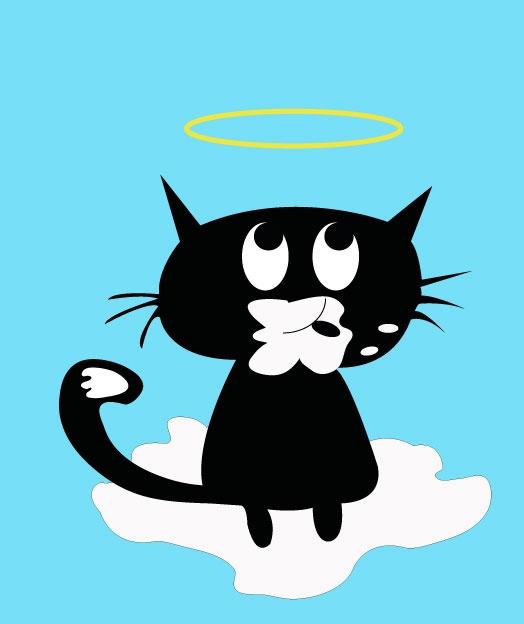 Naughty Cat :)