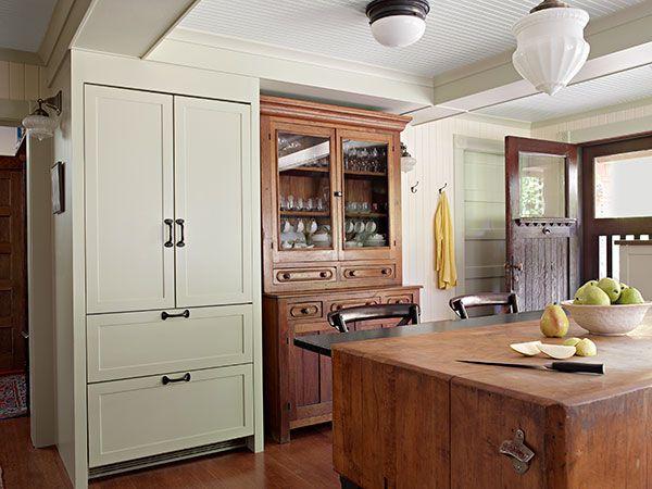 Old Kitchen Doors